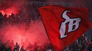 Benfica, Braga e Paços de Ferreira punidos com jogos à porta fechada