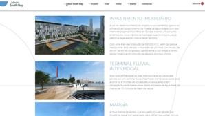 """Onze empresários brasileiros visitam territórios da """"Lisbon South Bay"""" na margem sul"""