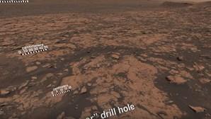 NASA mostra foto a 360 graus superfície de Marte