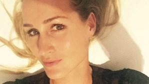 Varandas vive romance com triatleta sueca