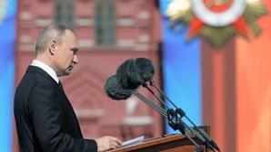 Putin promete melhorar nível de vida dos russos este ano