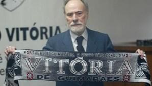 Morreu antigo presidente do Vitória de Guimarães