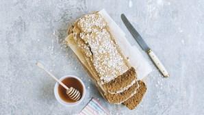 Pão de mel e aveia: um pequeno-almoço, lanche ou snack para pausas com mais sabor!