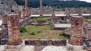 Sindicato denuncia trabalho voluntário sem condições em escavações arqueológicas em Conímbriga