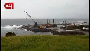 Ventos fortes nas próximas horas nos Açores por causa da tempestade Helene