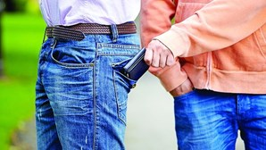 PSP caça carteiristas em flagrante em Lisboa