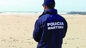 Rapariga resgatada do mar em Ílhavo em situação de pré-afogamento