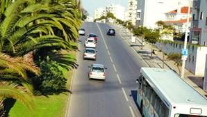 Obras condicionam trânsito junto ao Aqueduto das Águas Livres até final de janeiro
