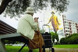Amadora ganha novos murais de arte urbana