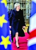 Theresa May recusa cedências perante pressão europeia