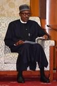 Muhammadu Buhari, presidente nigeriano