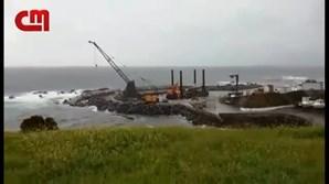 Tempestade Helene nos Açores