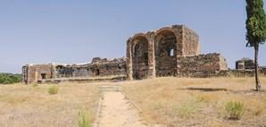 Ruínas da vila romana de São Cucufate