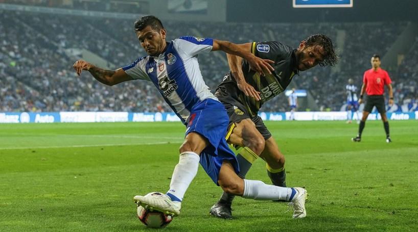 452b87be06 FC Porto empata com Desportivo de Chaves no jogo de estreia na Taça da Liga