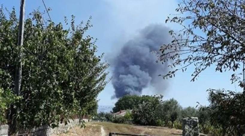 Mais de 160 operacionais e sete meios aéreos combateram incêndio em Viseu 3988f654f9034