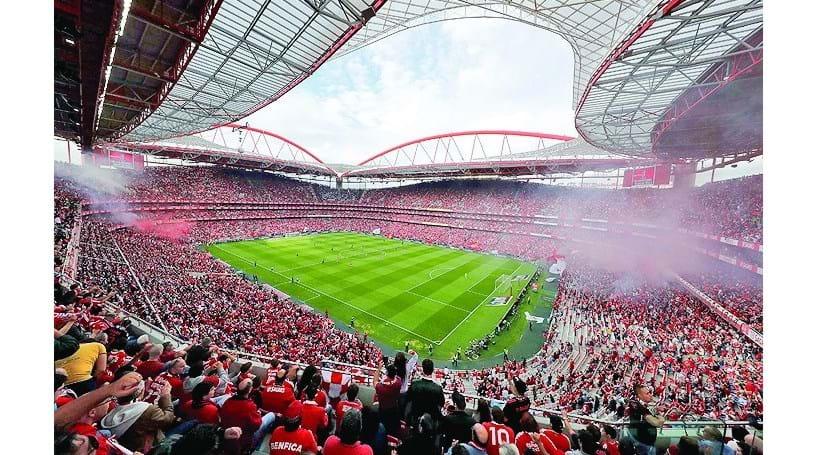 27003c3856b Estádio da Luz recebe dois primeiros jogos para a qualificação de Portugal  no Euro 2020
