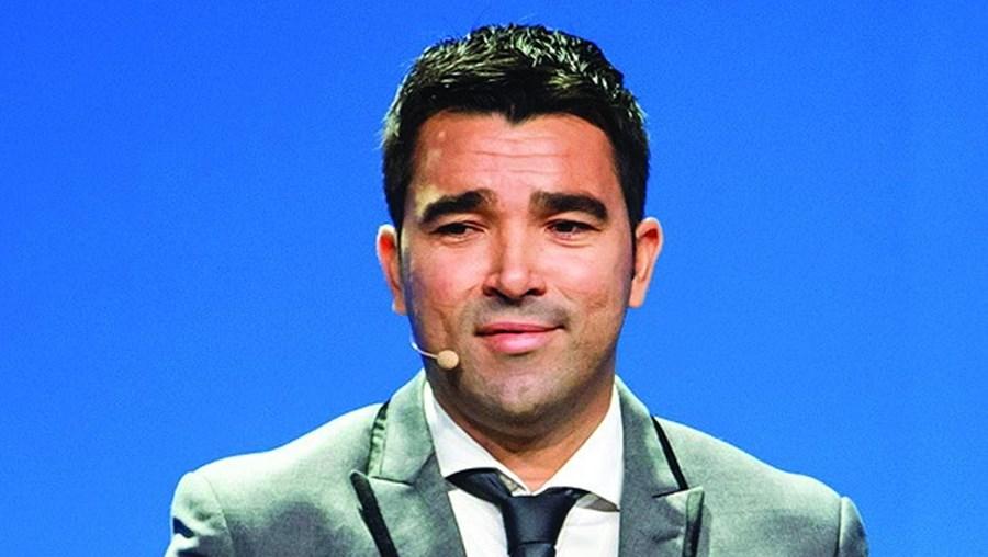 Deco jogou seis anos no FC Porto