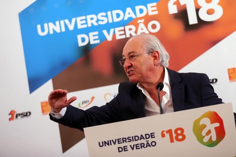 Rui Rio na Universidade de Verão do PSD