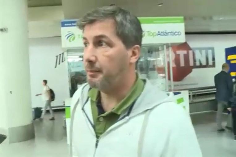 Bruno de Carvalho foi internado por intoxicação com medicamentos