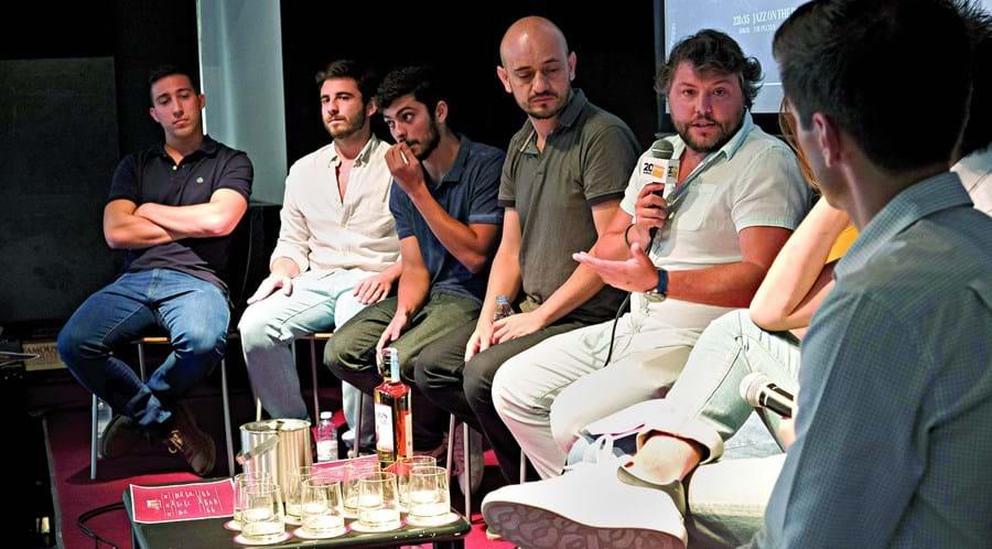 César Mourão juntou-se a alguns outros do cartaz para apresenta a 8ª edição do Festival de Humor de Lisboa