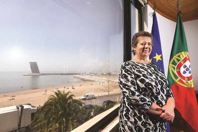 Ana Paula Vitorino, ministra do Mar