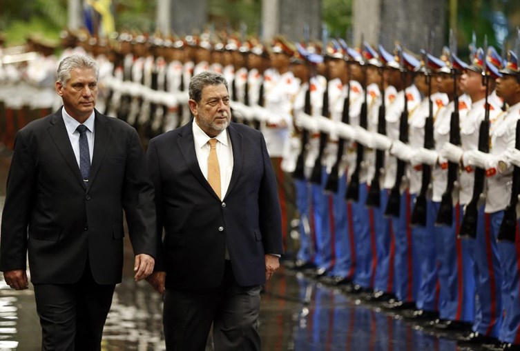 Presidente de Cuba, Miguel Diaz-Canel