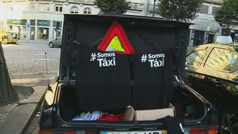 Protesto Taxistas