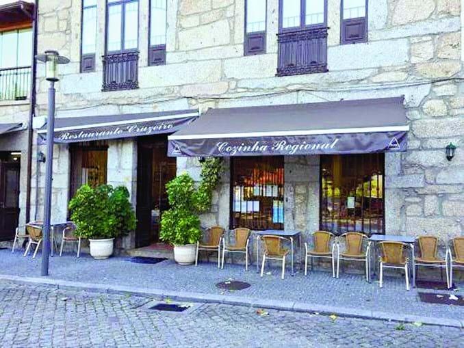 Restaurante em Amares