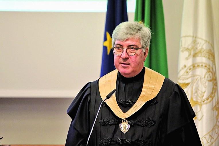 António de Sousa Pereira, reitor da Universidade doPorto