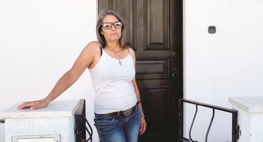 Isaltina Pina, tia de Rosa Grilo