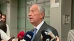 Presidente da República preocupado com as dificuldades em refazer as vidas de agumas vítimas dos incêndios