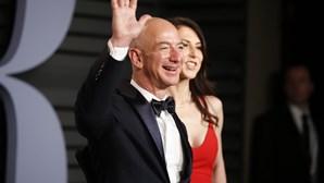 Jeff Bezos deixou de ser o mais rico mas coleção de carros não foi afetada