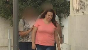 Rosa Grilo conta que foi sequestrada com o marido antes de o matarem