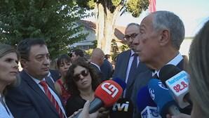 Marcelo Rebelo de Sousa deixou apelo ao voto nas presidenciais no Brasil