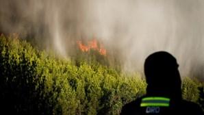 Serra de Sintra vai ter trânsito condicionado durante dois dias devido a risco de incêndio
