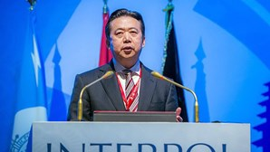 Interpol anuncia demissão do presidente, detido na China