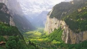 Conheça o vale que inspirou as histórias dos livros do 'Senhor dos Anéis'