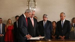Quatro novos ministros já tomaram posse
