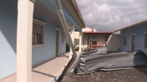 Furacão Leslie provocou mais de 12 milhões de euros de prejuízos no litoral Centro