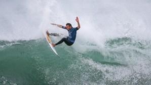 Surfista português Frederico Morais fechou Mundiais no sétimo lugar