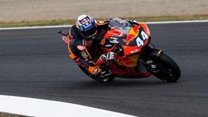 Miguel Oliveira sexto nos treinos livres do GP da Austrália de Moto2