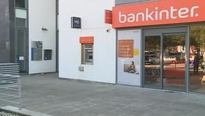 Trio tenta assaltar agência do Bankinter em Oeiras