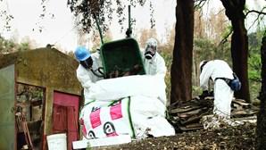 Remoção de amianto em Monchique custa 100 mil euros