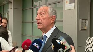 "Marcelo adverte para ""o risco de a crise de sistema político chegar a Berlim"""