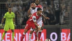 Liga abre processo de averiguações devido à entrada tardia dos adeptos do Braga