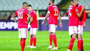 Benfica falha em toda a linha frente ao Belenenses