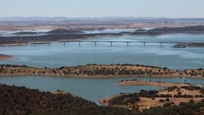 Menor reserva de água no Alqueva desde 2003