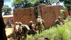 ONU força missão em zona de guerra na República Centro-Africana