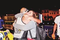 Rosa Grilo publicou foto abraçada ao marido duas semanas depois de o ter assassinado na casa onde viviam