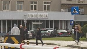 Hospital de Santa Maria, em Lisboa